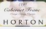 荷顿酒庄品丽珠干红葡萄酒(Horton Vineyards Cabernet Franc, Virginia, USA)