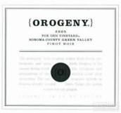 Orogeny Fox Den Vineyard Pinot Noir,Green Valley,USA
