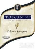 Toscanini Cabernet Sauvignon,Paso Cuello,Uruguay