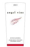 天使藤仙粉黛阿尔德脊葡萄园干红葡萄酒(Angel Vine Zinfandel Alder Ridge Vinyard, Washington, USA)