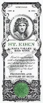 邦德圣伊顿干红葡萄酒(Bond St.Eden,Napa Valley,USA)