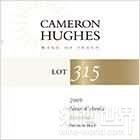 卡梅隆休斯315区珍藏黑达沃拉干红葡萄酒(Cameron Hughes Lot 315 Nero d'Avola Reserva,Sicily,Italy)