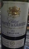 彭蒂葛哈维酒庄干红葡萄酒(Chateau Pontet La Graviere, Graves, France)