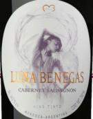 貝內加斯月光赤霞珠干紅葡萄酒(Bodega Benegas Luna Benegas Cabernet Sauvignon, Mendoza, Argentina)