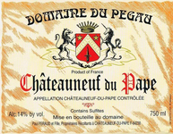 佩高灵感系列干红葡萄酒(Domaine du Pegau Cuvee Inspiration,Chateauneuf-du-Pape,...)