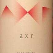 AXR酒庄甘馨干红葡萄酒(AXR Winery Ganzin Red, Napa Valley, USA)