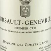 拉芳吉尼维尔园干白葡萄酒(Domaine des Comtes Lafon Genevrieres,Meursault,France)