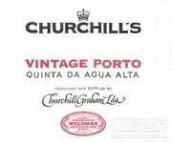 丘吉尔单一园波特酒(Churchill's Single Quinta Vintage Port,Douro,Portugal)