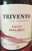 风之语风灵马尔贝克甜红葡萄酒(Trivento Aires Dulces Malbec,Mendoza,Argentina)