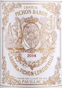 男爵古堡红葡萄酒(Chateau Pichon-Longueville-Baron,Pauillac,France)