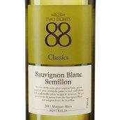 88经典长相思-赛美蓉干白葡萄酒(Two Eights Classics Sauvignon Blanc Semillon,Margaret River,...)