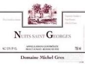 米歇尔格奥斯夜圣乔治干红葡萄酒(Domaine Michel Gros Nuits-Saint-Georges, Cote de Nuits, France)