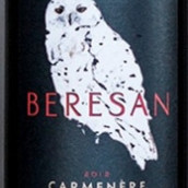 贝里森佳美娜干红葡萄酒(Beresan Carmenere,Walla Walla Valley,USA)