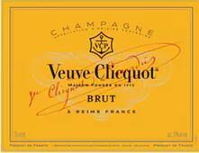 凯歌皇牌香槟(Champagne Veuve Clicquot Yellow Label,Champagne,France)