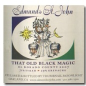 埃德蒙茨古老爱情魔法干红葡萄酒(Edmunds St.John That Old Black Magic,Nevada,USA)