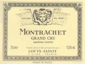 路易亚都蒙哈榭特级园白葡萄酒(Louis Jadot Montrachet Grand Cru,Cote de Beaune,France)