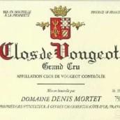 Domaine Denis Mortet Clos de Vougeot Grand Cru,Cote de Nuits...