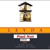 莱达lot 21 黑皮诺干白葡萄酒(Vina Leyda Lot 21 Pinot Noir,Leyda Valley,Chile)