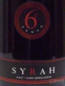 迈克尔大卫第6感西拉干红葡萄酒(Michael David 6th Sense Syrah, Lodi, USA)