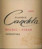 嘎贡烛光经典马尔贝克西拉干红葡萄酒(Bodegas Escorihuela Gascon Candela Classic Malbec-Shiraz,...)