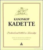 炮鸣之地卡黛特干红葡萄酒(Kanonkop Kadette, Stellenbosch, South Africa)