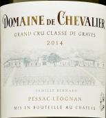 骑士酒庄白葡萄酒(Domaine de Chevalier Blanc, Pessac-Leognan, France)
