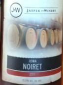 雅斯佩尔诺瓦雷红葡萄酒(Jasper Winery Noiret, Des Moines, USA)