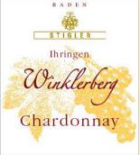 施蒂格勒依瑞恩温克乐堡一级葡萄园霞多丽干白葡萄酒(Weingut Stigler Ihringen Winklerberg.VDP ERSTE LAGE  Chardonnay trocken, Baden, Germany)