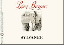 贝耶西万尼干白葡萄酒(Leon Beyer Sylvaner,Alsace,France)