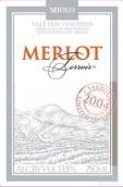米奥罗酒庄梅洛干红葡萄酒(Miolo Family Vineyards Merlot, Brazil)