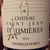 圣让奥米尔酒庄黑珍珠干红葡萄酒(Chateau Saint-Jean d'Aumieres Les Perles Noires,Languedoc,...)