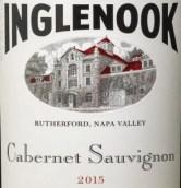鹦歌赤霞珠干红葡萄酒(Inglenook Cabernet Sauvignon,Rutherford,USA)