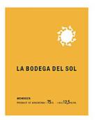 门多萨太阳白诗南-霞多丽白葡萄酒(Mendoza Vineyards la Bodega del Sol Chenin Chardonnay,...)