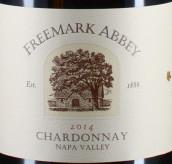 菲玛修道院酒庄霞多丽白葡萄酒(Freemark Abbey Winery Chardonnay, Napa Valley, USA)