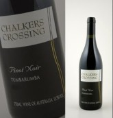 卓克劳斯酒庄黑皮诺红葡萄酒(Chalkers Crossing Pinot Noir, Tumbarumba, Australia)