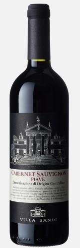 薇拉圣地皮亚伍赤霞珠干红葡萄酒(Villa Sandi Cabernet Sauvignon Piave,Veneto,Italy)