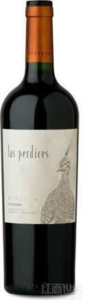 山鹑酒庄珍藏伯纳达干红葡萄酒(Las Perdices Reserva Bonarda,Agrelo,Argentina)