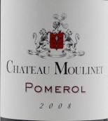 慕里奈城堡红葡萄酒(Chateau Moulinet,Pomerol,France)
