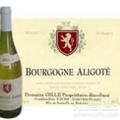 吉勒酒庄阿里高特干白葡萄酒(Domaine Gille Bourgogne Aligote,Burgundy,France)