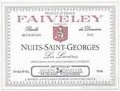 法维莱拉维莱干红葡萄酒(夜圣乔治)(Domaine Faiveley Les Lavieres,Nuits-Saint-Georges,France)