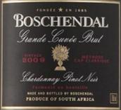 波香道尔格兰蒂特酿起泡酒(Boschendal Grande Cuvee Brut, Stellenbosch, South Africa)