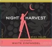 丰收之夜R.H.菲利普白色仙粉黛桃红葡萄酒(Night Harvest by R.H.Phillips White Zinfandel,California,USA)
