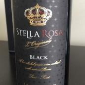 康特酒庄史特拉黑标干红葡萄酒(Il Conte d'Alba Stella Rosa Black,Piemonte,Italy)