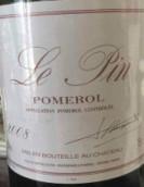 里鹏酒庄红葡萄酒(Le Pin,Pomerol,France)