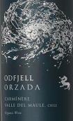 奥非舵手佳美娜干红葡萄酒(Odfjell Orzada Carmenere,Maule Valley,Chile)