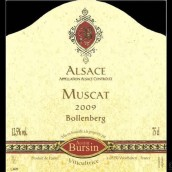 Agathe Bursin Muscat Bollenberg,Alsace,France