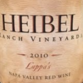 海贝尔农场酒庄拉帕干红葡萄酒(Heibel Ranch Vineyards Lappa's,Napa Valley,USA)