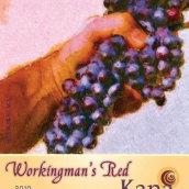 卡纳酒庄劳动者干红葡萄酒(Kana Winery Workingman's Red,Columbia Valley,USA)