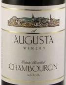 奥古斯塔香宝馨干红葡萄酒(Augusta Winery Chambourcin, Augusta, USA)
