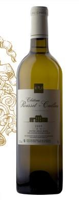 卢塞凯罗两海间干白葡萄酒(Chateau Rousset-Caillau,Entre-Deux-Mers,France)